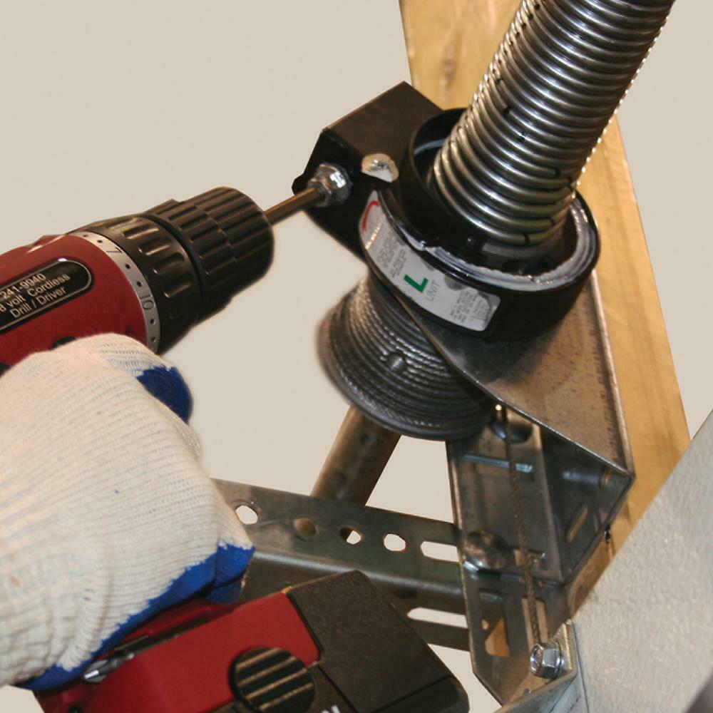 Garage Door EZ Set Torsion Spring Conversion DIY Kit 16 X ...