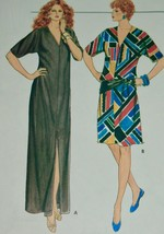 Vintage Butterick Pattern 4603 MISSES DRESS Fast & Easy All Sizes 6 to ... - $9.49