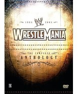 WWE: WrestleMania - The Complete Anthology, 1985-2005 [DVD] - $177.79
