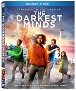 Darkest Minds [Blu-ray+DVD, 2018] - $12.95