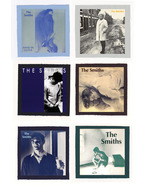 THE SMITHS this charming man, how soon is now CLOTH PATCH SET ( 6 patches ) - $19.00