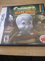Nintendo DS Casper's Scare School: Classroom Capers image 1