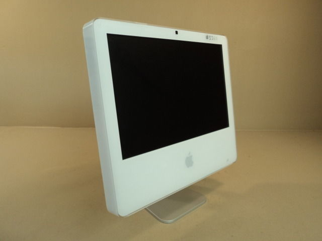 Apple iMac 17in Flat Screen 2GHz Intel Core 2 160GB Hard Drive A1195 EMC 2114