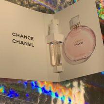 2x NEW W CARD Chanel CHANCE EDP 1.5mL (3mL Total) Eau Tendre image 3