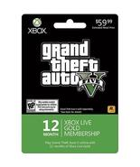 12-Month{1 year} Xbox 360/ONE Live Gold Membership Code [DIGITAL] /aa - $50.44