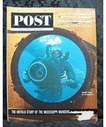 The Saturday Evening Post September 5, 1964  Sealab  - $3.99