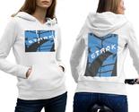 Stark industries hoodie classic women white thumb155 crop