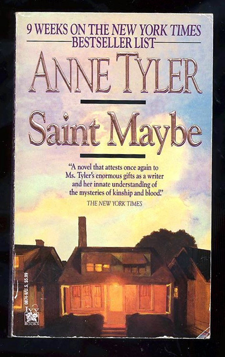 Primary image for Saint Maybe by Anne Tyler (1992, Paperback)