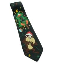Looney Tunes Funny Christmas Tree Lights Ornaments Taz Daffy Duck Necktie - $16.83