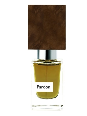 PARDON by NASOMATTO 5ml Travel Spray CHOCOLATE OUD AMBERGRIS EXTRAIT