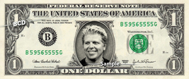 DEXTER HOLLAND Offsprings on a REAL Dollar Bill Cash Money Collectible M... - $8.88