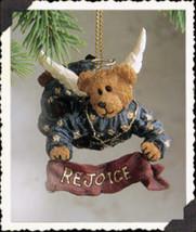 "Boyds Bearstone ""Angelbrite"" Bear Angel Ornament #25731*1E* NEW*2000*Ret... - $12.99"