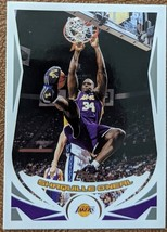 Shaquille O'Neal 12th Year Card (2004) - Topps 200 - $4.00