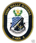 US Navy T-AKE 8 USNS Wally Schirra Patch - $9.99