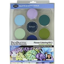 Colorfin No.2 PanPastel Ultra Soft Artist Pastel Flower Coloring Kit, 9m... - $41.89