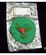 Longaberger Melody Tree Trimming Basket 2003 Lid Cover Only Ivy Fabric New - $10.84