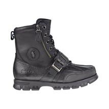 Polo Ralph Lauren Andres III Men's Boots Black 812527239-001 - $139.95