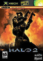 Halo 2 XBOX 2004 Bungie Microsoft Game Studios w/ Manual - $13.85