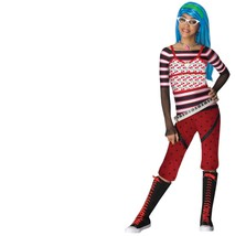 Monster High - Set - Costume + Wig - Ghoulia Yelps - Child - Small - Size 4-6 - $29.07