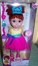 """Disney Junior Let's Be Friends FANCY NANCY 12.5"""" Doll New - $17.88"""