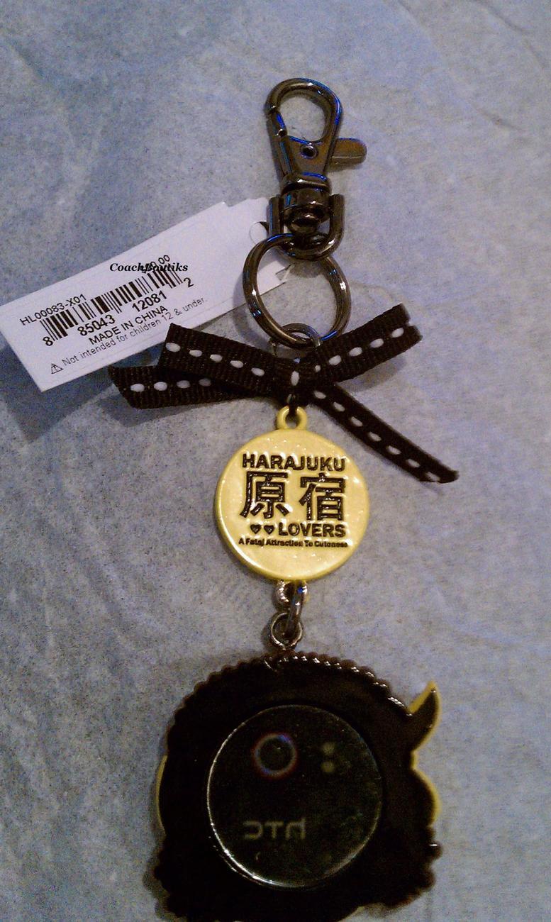 Harajuku Lovers  Angel Keychain NWT