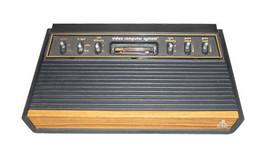 Atari 2600 Launch Edition Woodgrain Console (NTSC) - $45.00