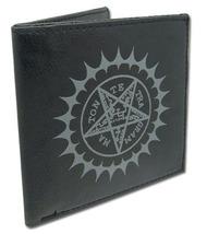 Black Butler: Logo Wallet GE2459 NEW! - $19.99