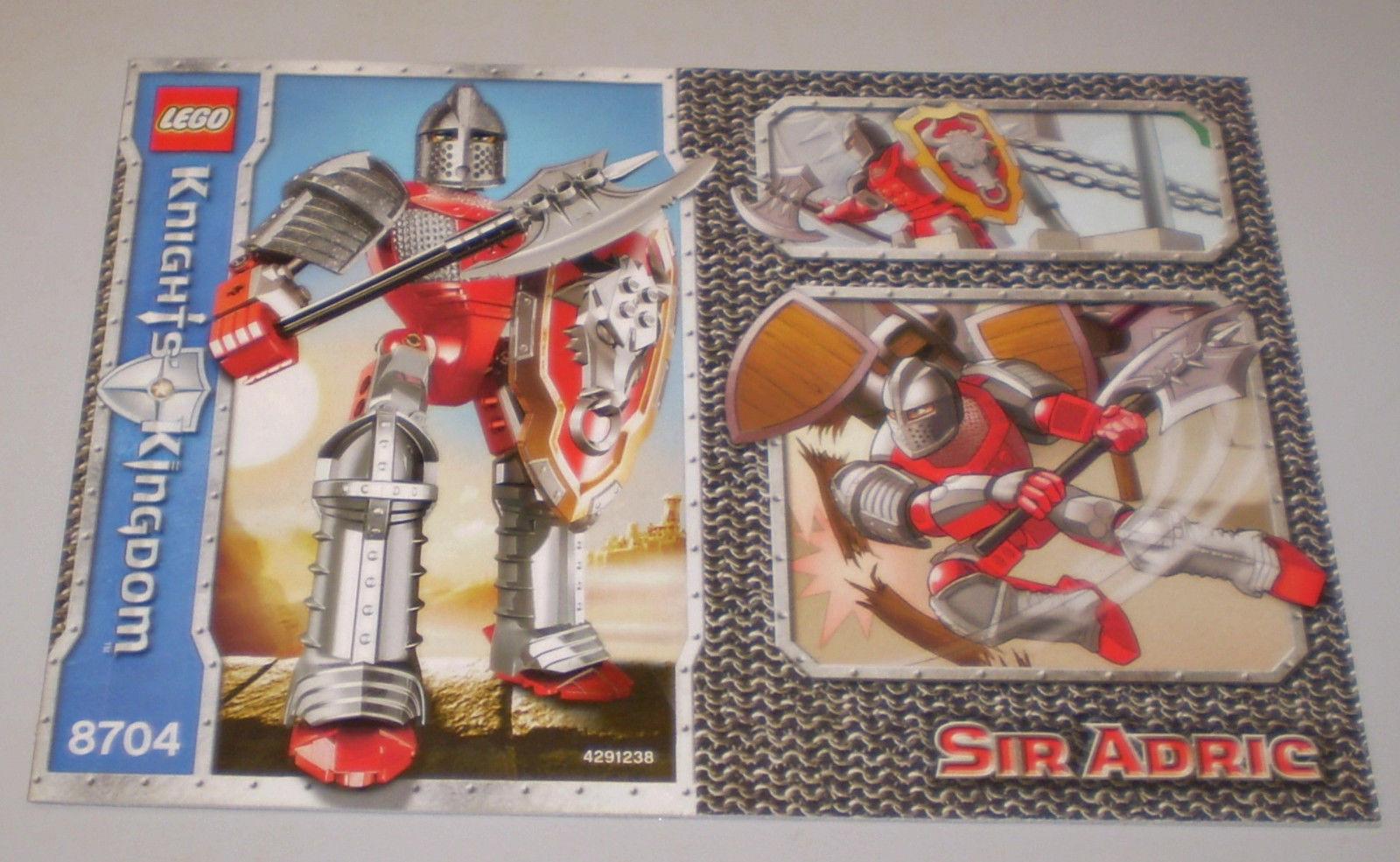 Lego Instruction Manuals Book for BuildingStar Wars Creator Minecraft Marvel