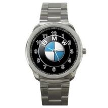 Sport Metal Unisex Watch Highest Quality Bmw - $23.99