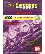 1st Lessons Flute Book/CD/DVD Set - $14.99
