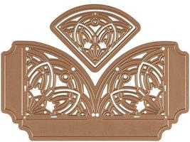 Spellbinders Arched Elegance Pocket Die Set #S4-603 image 2