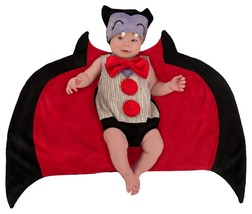 Princess Paradise Baby Deluxe Waddle Wings Costume, Drooly Drac - $40.53