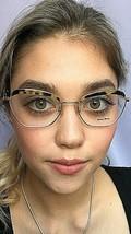 New Miu Miu VMU51N 7S0-101 54mm Tortoise Cat Eye Women Eyeglasses Frame - $249.99