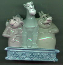 Disney Hunchback of Notre Dame 3 Gargoyles Figurine - $25.01