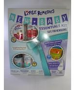 Little Remedies New Baby Essentials Gift Kit Safe for NewBorns - $17.72