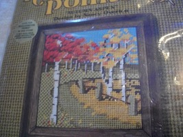 Autumn Aspen Needlepoint Kit - $18.00