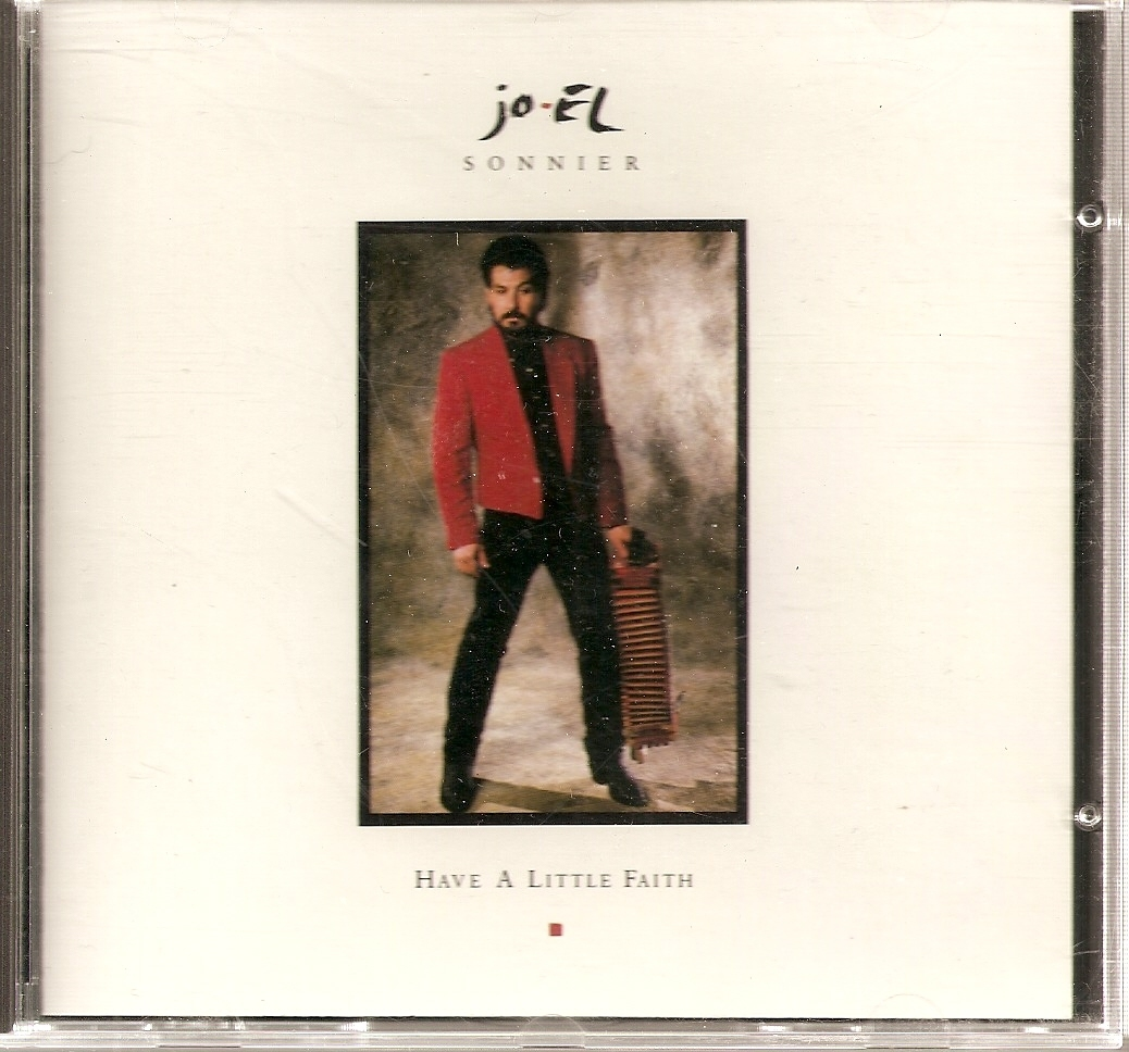 CD--Jo-el Sonnier 	-	 Have A Little Faith