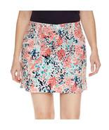 St. John's Bay Floral Cotton Blend Skorts 2P, 4P, 6P, 8P, 10P, 12P, 14P,... - $21.99