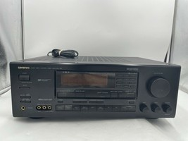 onkyo TX-SV727 amplifier - $83.00
