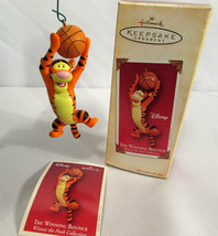 2004 Winning Bounce Hallmark Keepsake Christmas Ornament Disney Tigger NIB - $7.91