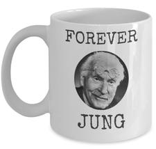 Psychology coffee mug - Forever JUNG - funny psychologist student teacher gift - $20.90