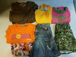 Lot of 8 Pieces-Girls 24M Clothes Children's Place & OshKosh-Skirts Tops... - $12.99