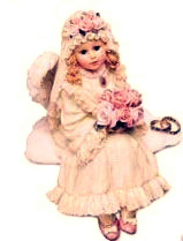 "Primary image for Boyds Wee Folkstone Faeries ""Felicity Angelbliss""-  #36103- NIB- Retired"
