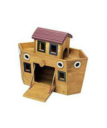 "Boyds Accessories ""Noahs Ark"" #658222 -Hardwood Ark -Collectible -Retired - $29.99"