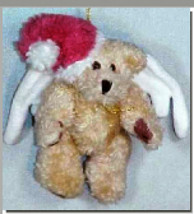"Boyds Bears ""Comet"" #5622- 5.5""  Santa Angel Ornament- New-  1996-Retired - $10.99"