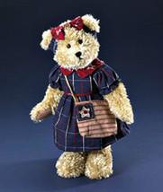 "Boyds Bears ""Caroline Bearamerica""  #904902- 12"" Bear - NWT- 2008- Retired - $29.99"