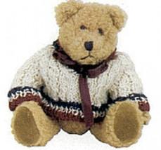 "Boyds Bears ""Buckley""  8"" Plush Bear *#9104* New* 1995* Retired - $16.99"