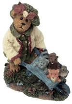"Boyds Bearstone ""Olive Leafowitz w/Forest Friends"" #228392- 1E -NIB- 2002 - $19.99"