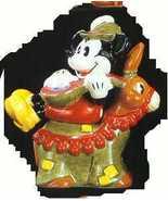 Disney Mickey Mouse Banjo Salt & Pepper - $34.99