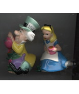 Disney Alice In Wonderland Salt & Pepper - $67.72